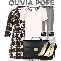 """""""Scandal"""" by wearwhatyouwatch on Polyvore"""