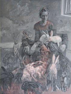 Nicolás Uribe: Her Bunnies and Hares.