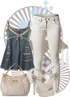 """Untitled #420"" by roseyrose27 on Polyvore"