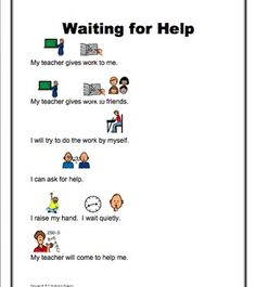 Social Stories for Students with Autism:  Social Skills an