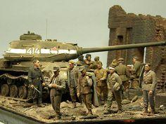 Dioramas and Vignettes: May 1945