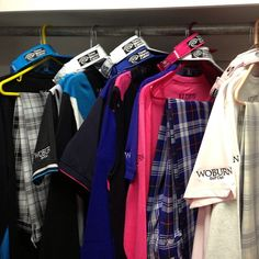 Ian Poulter's wardrobe is all sorted for the week