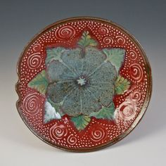 Bowl by Mary Cuzick. Her work is lovely.