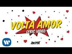 Volta Amor (Lyric Vídeo Oficial) - Anitta - YouTube