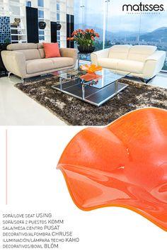 Experiencia Matisses: El estilo contemporáneo es práctico y comunica formalidad; decora el living de tu hogar con colores suaves y muebles con tapizados sencillos.