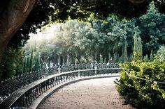 Sicilian garden - Catania