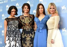 selena gomez and vanessa hudgens | Vanessa Hudgens, Selena Gomez, Rachel Korine, Ashley Benson photo ...