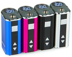 Vapoplans: Kit iStick Mini (shop fr) - 23,60€ fdp in