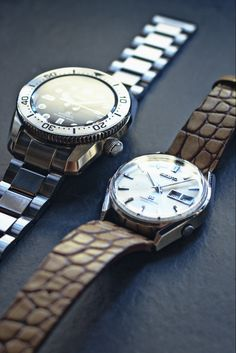 Diving Equipment, 200m, Black Babies, Sporty Look, Seiko, Stainless Steel Case, Timeless Design, Rolex Watches, Bracelet Watch