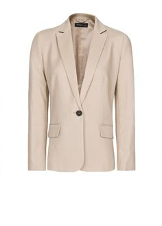 MANGO - Tailored suit blazer