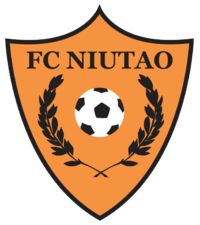 1980, F.C. Niutao (Island: Niutao, Tuvalu) #FCNiutao #Niutao #Tuvalu (L13451) Tuvalu Island, Asia, Soccer World, Football Soccer, Badge, Profile, History, Logos, Sports