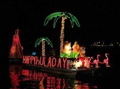 Christmas Boat Parades: Newport Beach, the Marina, and More