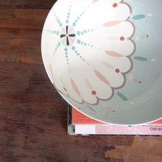 Jill Rosenwald ceramic bowl....lovely!