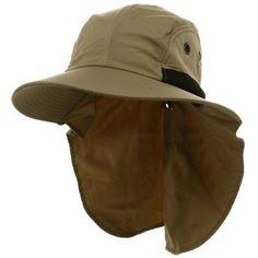 4 Panel Large Bill Flap Hat at Amazon Men s Clothing store  f978682c8738
