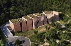 Gallery of Yu Qingcheng Gallery / Architectural Design and Research Institute of Tianjin University - 1