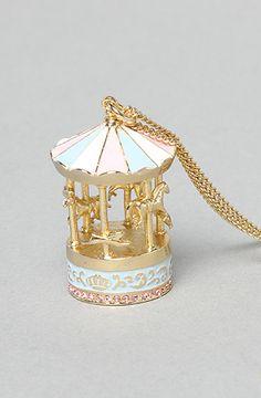 Disney Couture Jewelry - The Dumbo Carosel Pendant