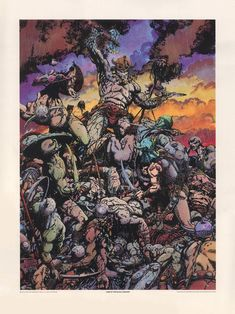 Barry Windsor-Smith y Conan Comic Book Artists, Comic Artist, Comic Books Art, Marvel Comics, Conan Comics, Team 7, Jack Kirby, Wolverine, Cover Art