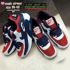 Views: 1 | Air Max COUPLE SHOES - 7A note: READ THE ADVERTISEMENT BEFORE ASKING US QUESTIONS :) Philippines, Air Max, Baby Shoes, Footwear, Note, This Or That Questions, Couples, Clothes, Fashion