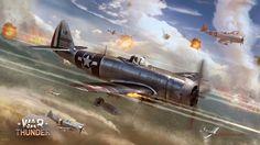 War Thunder background hd, 1920x1080 (327 kB)