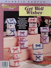 Plastic Canvas PATTERNS GET WELL WISHES The Needlecraft Shop
