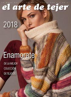 in 2020 in 2020 Knitting Daily, Vogue Knitting, Knitting Stitches, Hand Knitting, Knitting Patterns, Crochet Coat, Hand Knit Scarf, Knitting Magazine, Long Sleeve Turtleneck