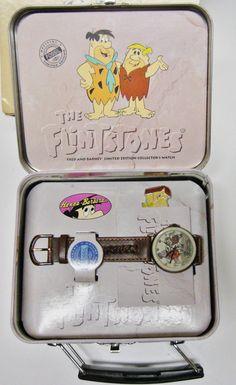 Vintage Fossil Flintstones Fred & Barney by PSSimplyVintage, $120.00