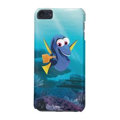Dory | Finding Who iPod Touch (5th Generation) Cases