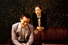 JGL, Ellen Page