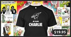 This is a tribute honoring the Charlie Hebdo magazine staff who were victims of a terrorist attack which set to free speech in the worst of ways. http://teespring.com/jesuischarlietshirt