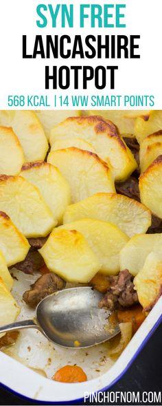 Lancashire Hotpot – Pinch Of Nom Syn Free Lancashire Hotpot Slimming World Dinners, Slimming World Recipes, Healthy Options, Healthy Recipes, Healthy Food, Free Recipes, Healthy Dishes, Tasty Dishes, Healthy Life