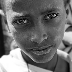 His eyes tell the story…  by Jonathan Tolleneer  (Location: Ethiopia)