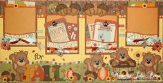 Nuts for Fall - Precious Memories by Julie