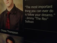 Chase Tompson is awesome. Avenged Sevenfold Quotes, Heavy Metal Songs, Crappy Day, Jimmy The Rev Sullivan, Yearbook Quotes, Band Quotes, Get A Life, Music People, Senior Year