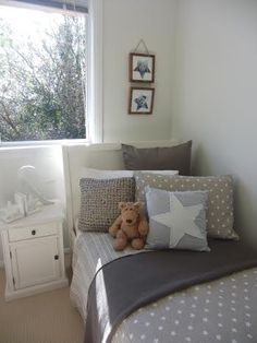 Sue's cute kids' room #collectcreatedecorate