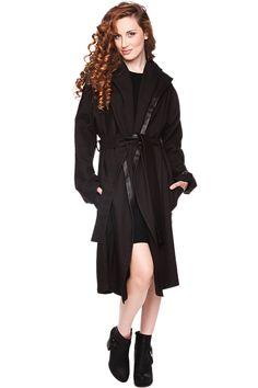 jesienny płaszcz na Feegle