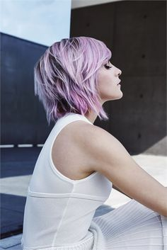 STEP-BY-STEP: Hotline Pink Hair Color by Z.One Concept - Hair Color - Modern Salon