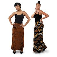 African Dresses, African Print Dresses and African Skirts  