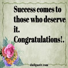 Congratulation on reading our online congratulation Quotes, before we give you complex and technical congratulation Quotes. we'll show you some basic congratulation Quotes first. Congratulations Quotes Achievement, Congrats Wishes, Congratulations Images, Window Paint, Gods Guidance, Today Quotes, Quran Quotes Inspirational, Flower Phone Wallpaper, Calligraphy Letters