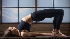 Many factors can lead to a person's bad posture. Here 10 best yoga poses for correcting bad posture. They will also help to reduce pain and strengthen muscles. Posture Correction Exercises, Posture Exercises, Back Exercises, Workout Hiit, Sixpack Workout, Yoga Poses For Back, Cool Yoga Poses, Bridge Pose, Glute Bridge