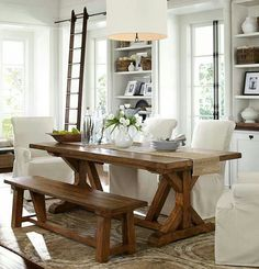 Pottery Barn Casual Dining