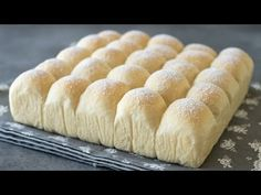 Try these super soft & fluffy milk buns. They are so versatile, you can enjoy them as sweet or savoury buns. As always, this recipe is easy and simple. Curry Recipes, My Recipes, Bread Recipes, Homemade Dinner Rolls, Dinner Rolls Recipe, Sweet Crepes Recipe, Kfc Chicken Recipe, Milk Bun, Banana Cheesecake