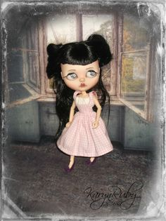 Blythe   Retro 1950s  Inspired Dress      by by KarynRuby on Etsy