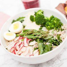 Buddha bowl : 9 recettes pour un déjeuner équilibré - Cosmopolitan.fr