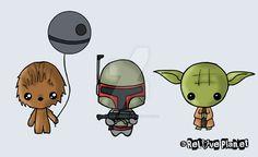 star wars cartoon - Buscar con Google