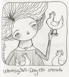 Join me on the whimsy 365 challenge. Day 180 04.06.16