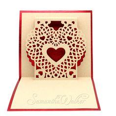 paper heart!
