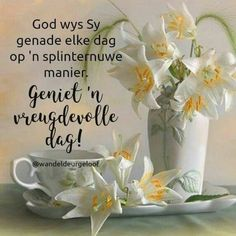 Morning Blessings, Good Morning Wishes, Good Morning Quotes, Good Night Messages, Morning Messages, Lekker Dag, Blessed Week, Evening Greetings, Bible Study Notebook