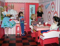 Vintage Barbie Collection | Related For Denis Vintage Barbie Collection