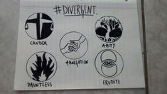 Divergente dibujo Erudite, Divergent, Drawings