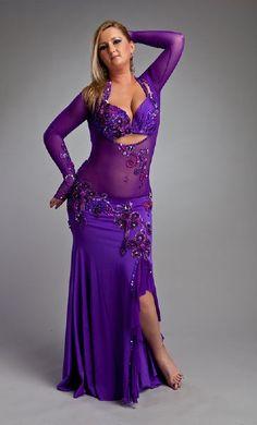 Designer: Trajes Belly Dance